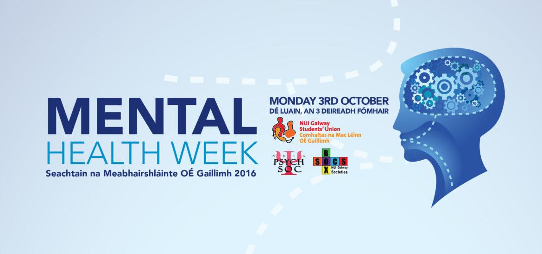 NUI Galway Mental Health Week 2016